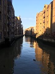St Saviour's Dock, London (nickrance@rocketmail.com) Tags: bermondsey warehouses pooloflondon shadthames thames dock