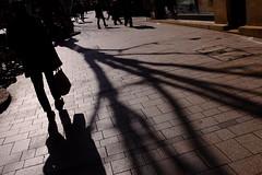 Shinjuku, Tokyo 201901 (hobotei) Tags: shinjuku tokyo street snap streetphotography city urban shadow x100t fujifilm 新宿 東京 路上 路上スナップ