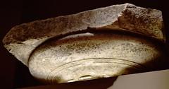 Doric capital from Thalames (orientalizing) Tags: peloponnese kalamata greece museum messenia archaia capital thalames doric archaic architecture mani