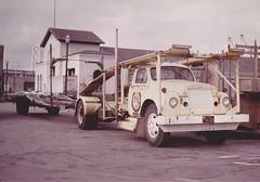 "Studebaker Diesel: ""GOAT"" #2 (PAcarhauler) Tags: carcarrier semi truck trailer tractor"