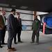 Joe Wilson Staffers visit McEntire Joint National Guard Base