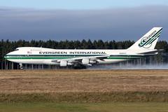 Evergreen International  Boeing 747-212B(SF) N486EV (widebodies) Tags: frankfurt hahn hhn edfh widebody widebodies plane aircraft flughafen airport flugzeug flugzeugbilder evergreen international boeing 747212bsf n486ev