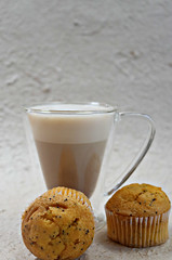 2019 Sydney: Coffee + Cake (dominotic) Tags: 2019 coffee cake orangepoppyseedcupcakes coffeeobsession food drink foodphotography yᑌᗰᗰy sydney australia
