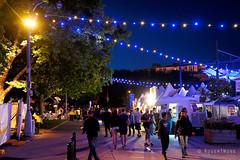 20181229-29-Taste of Tasmania evening (Roger T Wong) Tags: 2018 australia hobart rogertwong sel24105g sony24105 sonya7iii sonyalpha7iii sonyfe24105mmf4goss sonyilce7m3 tasmania tasteoftasmania crowds evening food lights night people stalls summer