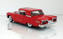 1960 Ford Thunderbird Hardtop (JCarnutz) Tags: 124scale diecast danburymint 1960 ford thunderbird