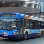 22210 T210 TND Stagecoach North East