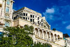 MONTE-CARLO (luca.gorge) Tags: montecarlo monaco monte carlo house case luxury sky sun green cloud clouds hotel