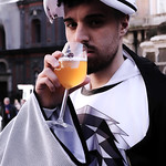 Napoli Fashion on the Road tappa 16 - Birra Serro Croce - stylist  Saverio Ventura