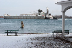olmMen123018s_rb (rburdick27) Tags: tug barge olivelmoore menominee buckeye sparrowspoint stclairriver scenicmichigan