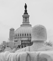 The Authority of Law by James Earl Fraser (jtgfoto) Tags: approved uscapitol architecture washingtondc scupture statue supremecourt outdoors washington sonyimages sonyalpha monochrome monochromatic blackandwhite bnw bw