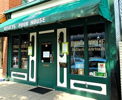 Céad Míle Fáilte (e r j k . a m e r j k a) Tags: pennsylvania carnegie pub tavern bar restaurant storefront irish erjk encore 2015