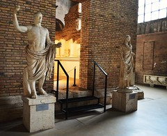 Termas de Diocleciano - Terme di Diocleziano (ROMA) (DAGM4) Tags: lazio italia 2018 romanruins romanempire historia historiccity historica termedidiocleziano termas roma