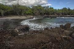 La Perouse Bay ~ Keone'o'io Bay (Freshairphotography by Janis Morrison) Tags: laperousebay~keoneoiobay laperousebay maui mauihawaii ilovemaui lava beach hoapilitrailtheancientking'shighway pacificocean coast hike hawaii nature peaceful