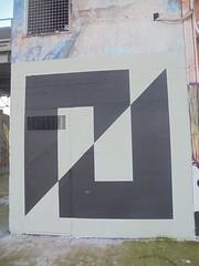 50445939_757884497918503_7651684499264110592_n (en-ri) Tags: bianco nero geometria astrattismo parco dora torino wall muro graffiti writing