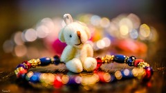Multicolore - 6567 (ΨᗩSᗰIᘉᗴ HᗴᘉS +50 000 000 thx) Tags: bokeh macro multicolore multicolores multicolored color colorful fuji fujifilmgfx50s fujifilm teddy nounours toy miniature belgium europa aaa namuroise look photo friends be yasminehens interest eu fr party greatphotographers lanamuroise flickering lookingcloseonfriday