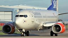 SE-RET (AnDyMHoLdEn) Tags: sas scandinavian 737 staralliance egcc airport manchester manchesterairport 23l
