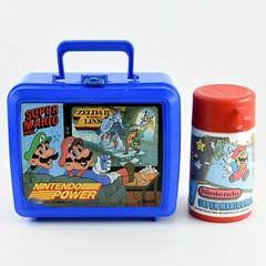 Aladdin Official Nintendo Thermos & Lunchbox 01 (gamescanner) Tags: aladdin official nintendo thermos lunchbox power plastic box smb2 legend zelda 1989