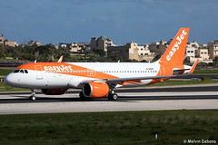 easyJet Airbus A320-251N  |  G-UZHT  |  LMML (Melvin Debono) Tags: easyjet airbus a320251n | guzht lmml cn 8662 malta mla melvin debono spotting canon eos 5d mark iv plane planes photography airport airplane aircraft