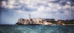 Havanna... (D.Purkhart) Tags: festung cuba wolkenhimmel historisch havanna habana