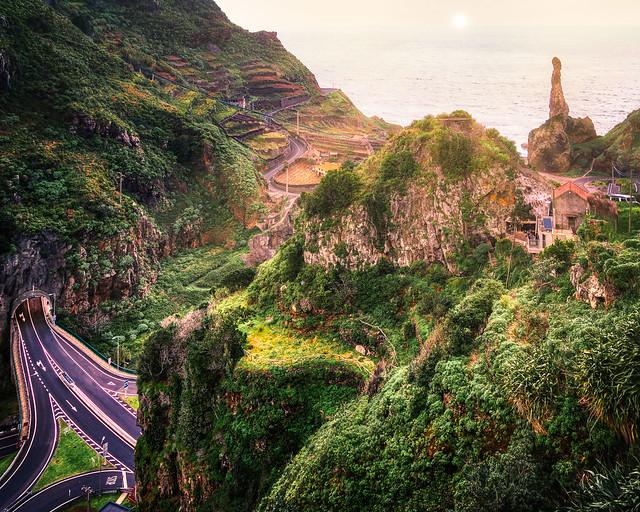 Madeira - Ribeira da Janela