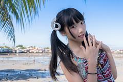 DSC_0286 (Robin Huang 35) Tags: 亞庇縣 沙巴 馬來西亞 my 陳采采 sabah malaysia 亞庇 遊拍 人像 portrait lady girl nikon d850