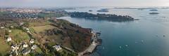 DJI_0013-Panorama (gael.lebrun56) Tags: morbihan golfe mer sea drone landscape paysage