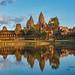 Angkor Wat Reflection