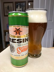 2019 092/365 4/03/2019 WEDNESDAY - Resin Imperial India Pale Ale (IIPA) - Sixpoint Brewery (_BuBBy_) Tags: 92365 92 🍺 drunk drank drink humpday hump cheers ipa iipa ale pale india imperial resin brewery sixpoint 04032019 432019 wednesday 365days days 365 2019