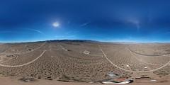High Altitude 360 Panorama (oc_man) Tags: equirectangular desert