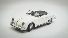 Porsche 356 Speedster-02 (M3d1an) Tags: porsche 356 speedster autoart 118 miniature diecast