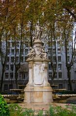 Fuente de Apolo o de las Cuatro Estaciones siglo XVIII Paseo del Prado Madrid (Rafael Gomez - http://micamara.es) Tags: fuente de apolo o las cuatro estaciones siglo xviii paseo del prado madrid arte