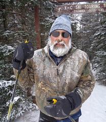 1-29-19 Wayne (M.R.Kirk) Tags: sylvania sylvaniaoutfitters ski crosscountryski watersmeet winter cold snow ice trail january
