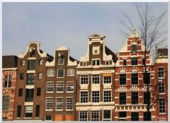 Netherlands - Amsterdam (ottilia dozsa) Tags: netherlands hollandia amsterdam amszterdam ycabi xbrnfkbgbalwr unesco building epulet architecture epiteszet window ablak
