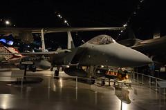 USAF_0412 McDonnell Douglas F-15 Eagle AIM-9 AIM-120 (kurtsj00) Tags: usaf museum wright patterson nationalmuseumoftheusairforce mcdonnell douglas f15 eagle aim9 aim120