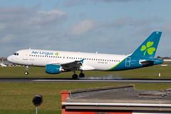 EI-CVA A320-214 Aer Lingus (eigjb) Tags: dublin airport collinstown international ireland eidw jet transport aviation plane spotting aircraft airplane aeroplane 2019 eicva a320214 aer lingus a320 airbus irish stschira