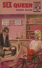 Fabian Books Z-157 - Roger Blake - Sex Queen (swallace99) Tags: fabian vintage 60s sleaze paperback
