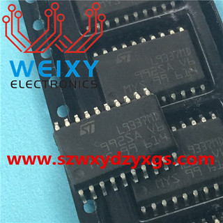 L9337MD Commonly used vulnerable driver chip for automotive BCM