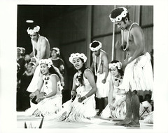 Cook Islanders of Auckland, Polynesian Festival, 1972