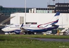 Air Peace 737-300 5N-BQO (birrlad) Tags: shannon snn ireland air peace 73736n 5nbqo painting iac eirtech hangar boeing