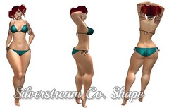 Silverstream Shapes. ( ANDREA ) Belleza Freya/Catwa Catya (thanatossilverstream) Tags: belleza beautiful bellezafreya andrea mesh marketplace meshshape secondlife shape sl shapes store petite female femaleshape freya catwa catwacatya catya inworld inworldstore