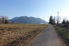 Hike to Croix des Esparzales @ Thorens-Glières