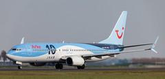 B737 | PH-TFA | AMS | 20150502 (Wally.H) Tags: boeing 737 boeing737 b737 phtfa arke 10jaar ams eham amsterdam schiphol airport