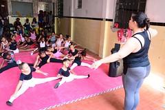 Aula de Balet no Pelc de Porto das Caixas (6) (itaborairj) Tags: aula balet pelc portodascaixas itaboraí 14032019