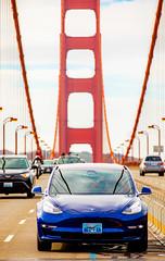 Tesla Autopilot Across the Golden Gate Bridge with the Scobleizer (Thomas Hawk) Tags: america bayarea bluestar california goldengatebridge model3 robertscoble sf sfbayarea sanfrancisco scobleizer tesla teslamodel3 usa unitedstates unitedstatesofamerica westcoast auto automobile bridge car electriccar us
