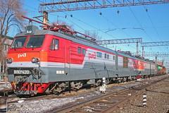 VL10K-420 (zauralec) Tags: rzd ржд локомотив транспорт поезд депо электровоз курган vl10k вл10к kurgan depot vl10k420 420 вл10к420