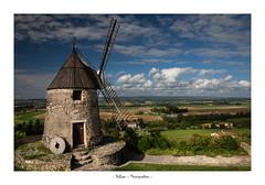 MOULIN (DidLam69) Tags: appareilphoto canaldumidi canon24105f4 canon5dmarkiv divers france lieux moulin nuages objectif paysage type