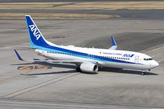 JA68AN_Boeing737-800_AllNipponAirways_HND (Tony Osborne - Rotorfocus) Tags: boeing 737 pug 737800 all nippon airlines japan anawings tokyo haneda international airport hnd 2019