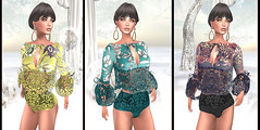 LuceMia - On9 Event (2018 SAFAS AWARD WINNER - Favorite Blogger - MISS ) Tags: on9event jumo jumooriginals salmaoutfit salmaoutfitfloral hair bms poses posesion sl secondlife mesh fashion creations blog beauty hud colors models lucemia