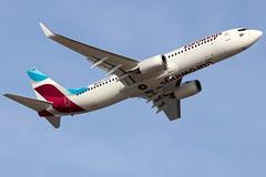 D-ABKM_01 (GH@BHD) Tags: dabkm boeing 737 738 737800 b737 b738 ew ewg eurowings ace gcrr arrecifeairport arrecife lanzarote aircraft aviation airliner