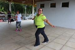 09.04.19.Aposentados da Prefeitura recebem Cursos de idomas, dança e exercícios para a memória